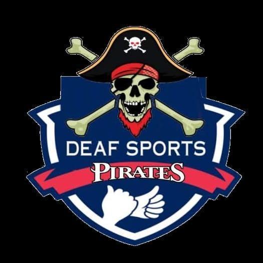 Deaf sports pirates