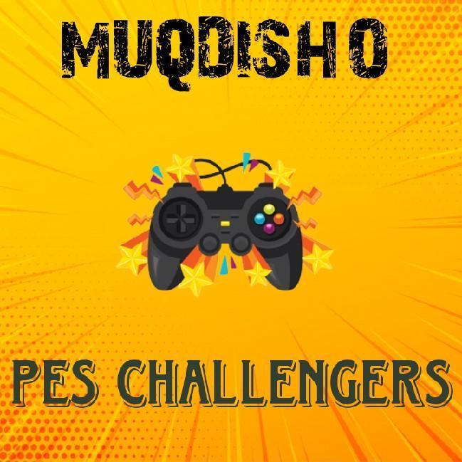 MUQDISHO PES CHALLENGERS 🎮🤝