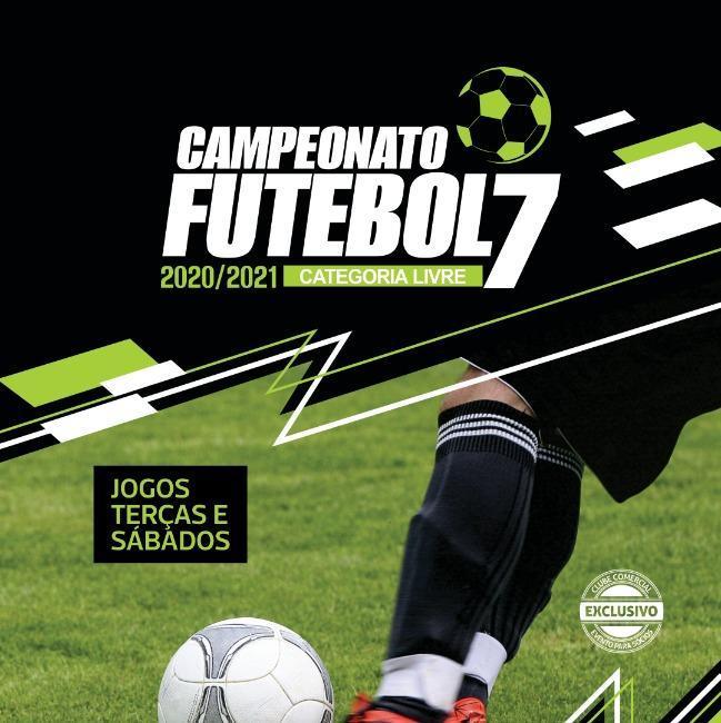 Campeonato de Futebol sete 2021 - Categoria Livre