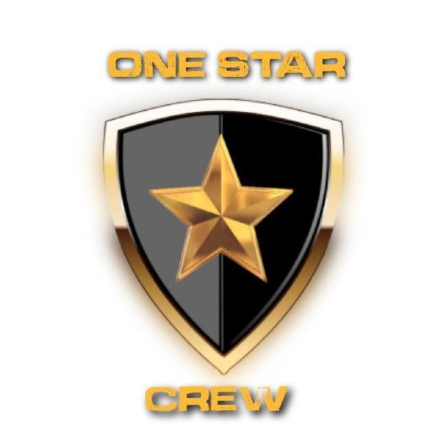 ONE STAR CREW - #2PCCRUQ9V