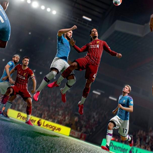 7° RACHÃO FIFA PS4