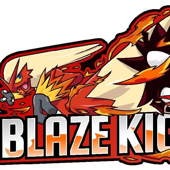 Team Blaze Kick
