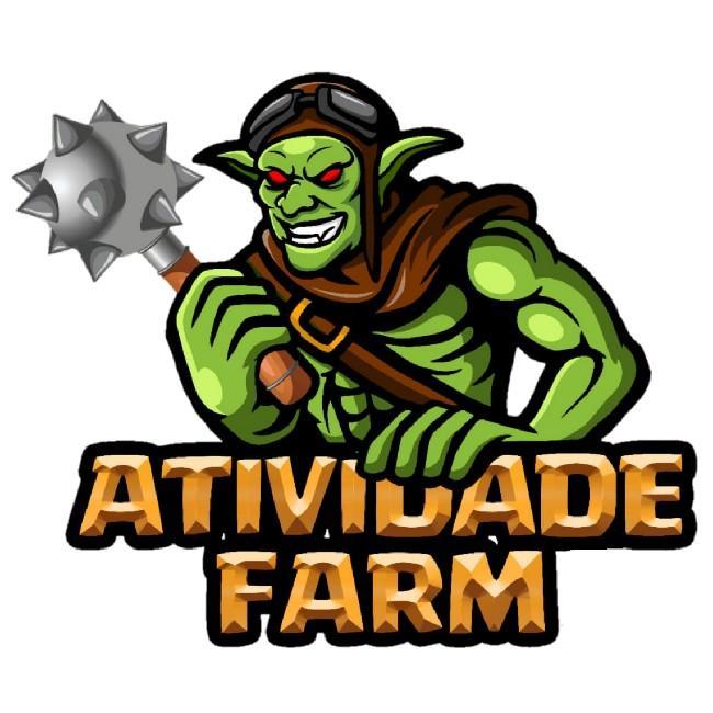 ATIVIDADE FARM - #29J0JC0JY