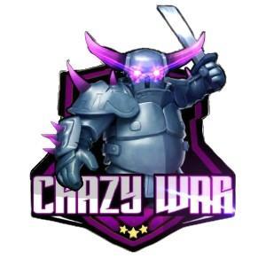 CRAZY WAR- #2LGGGYG08