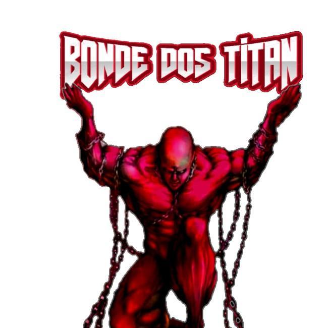 BONDE DOS TITAN  - #2PG8VQRJJ