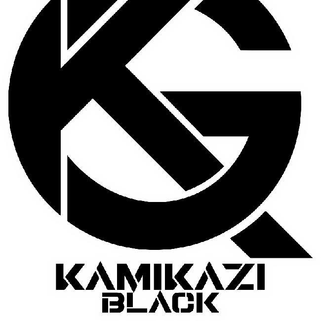 KAMIKAZI BLACK - #2LPLPL922