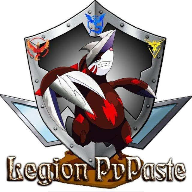 Legión PvPaste
