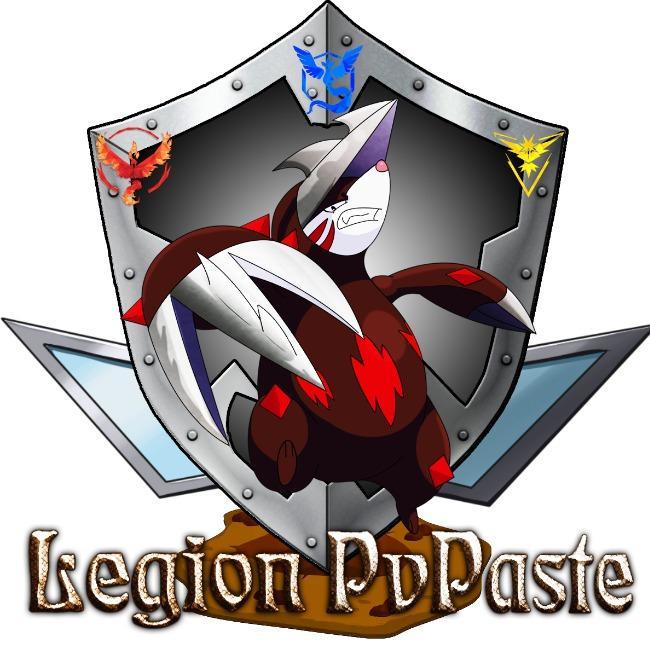 LEGION PVPASTE