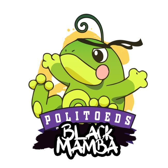 POLITOEDS BLACK MAMBA